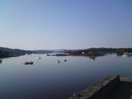 Glengarriff Harbour