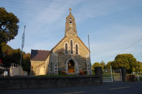 Sacred Heart Church Glengarriff