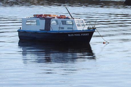 Blue Pool Ferry Glengarriff