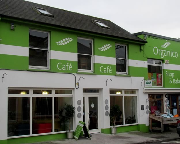 Organico Health Food Shop